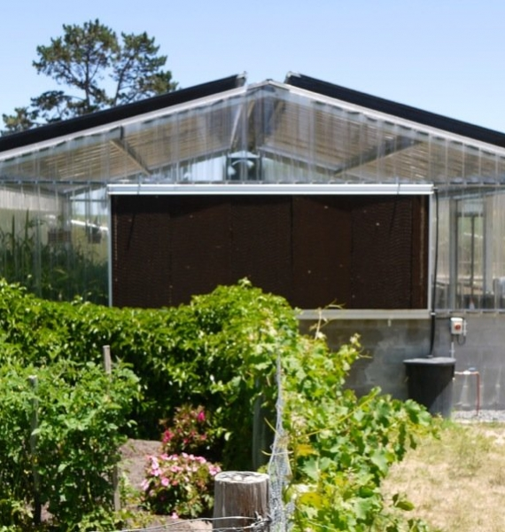 PRIVATE HOME GREENHOUSES